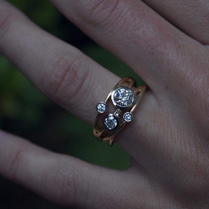 Patience Jewellery Bespoke Diamond Cocktail Ring (7)